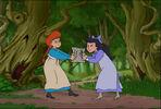 Abenteuer Anne und Diana Zeitung