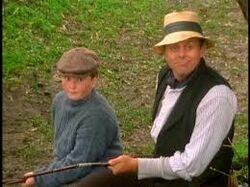Anthony Pye und Mr Pye