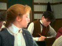 Gilbert und Anne Aufnahmeprüfung am Queen's College
