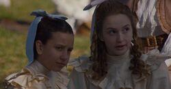 Jane und Prissy Andrews
