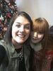 GGF Anne und Diana Weihnachten