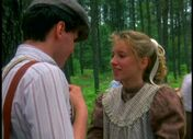 Josie Pye und Gilbert Blythe