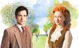Patrick Cook und Ellen Denny als Gilbert und Anne