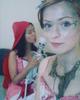 GGF Anne und Philippa mit Skelett