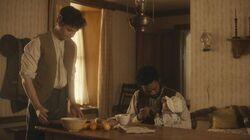 Gilbert und Bash kochen