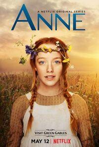 Anne 2017 Poster Netflix