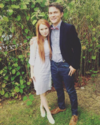 GGF Anne und Gilbert heiraten