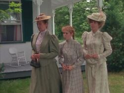 Anne, Marilla, Mrs Allan