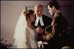 Anne und Gilbert heiraten