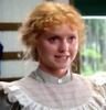 Prissy Andrews lächelt