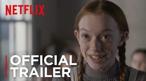 Anne Official Trailer HD Netflix