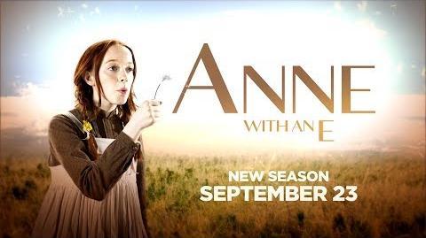 Anne with an E Season 2 - Teaser Trailer