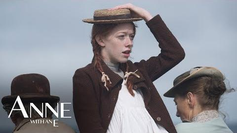 Anne Behind the Scenes with Anne Cuthbert Anne with an E Season 2