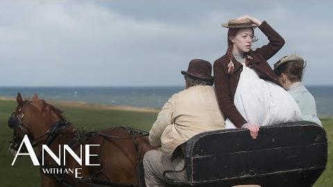 The Cuthberts - Anne Behind the Scenes Anne with an E Season 2