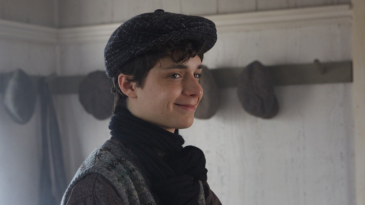 Dating gilbert blythe would include