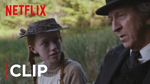 """Anne with an E Clip """"On the way to Green Gables"""" HD Netflix"""