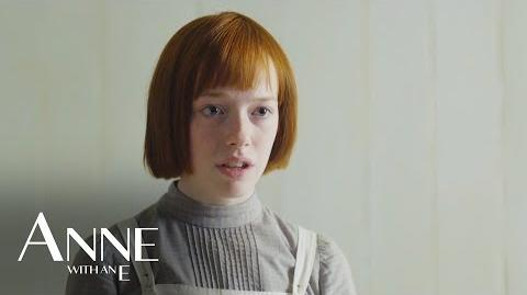 The Wigs of Anne - Anne Behind the Scenes Anne with an E Season 2