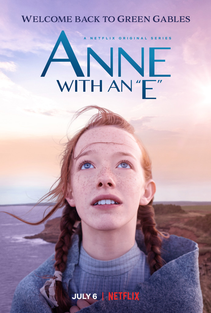 Image result for anne with an e poster
