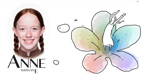 """""""Anne and the Cherry Tree"""", an Anne-imations of Anne's Stories Anne with an E Season 2"""