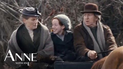 """A New Woman in Town"", Episode 9 Season Finale Preview Anne with an E Season 2"