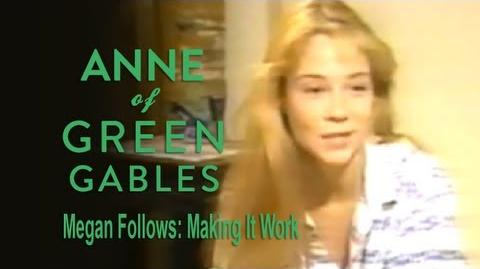 Anne of Green Gables (1985) Interview - Megan Follows on Making It Work