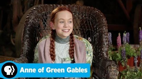 L.M. Montgomery's Anne of Green Gables Interview - Cast