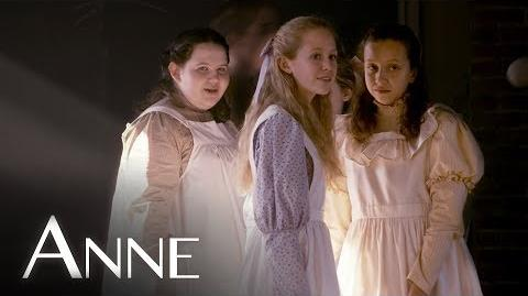 Anne with an E BTS - The Costumes of Anne