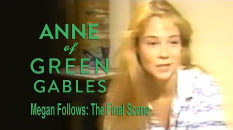 Anne of Green Gables (1985) Interview - Megan Follows on the Final Scene