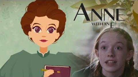 Anne with an E (Season 1, Episode 4) - You Can Be Anything (Anne-imations)