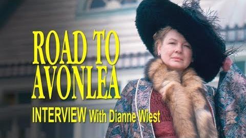 Road to Avonlea Interview - Dianne Wiest as Lillian Hepworth