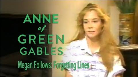 Anne of Green Gables (1985) Interview - Megan Follows on Forgetting Lines