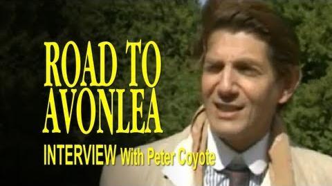 Road to Avonlea Interview - Peter Coyote as Romney Penhallow