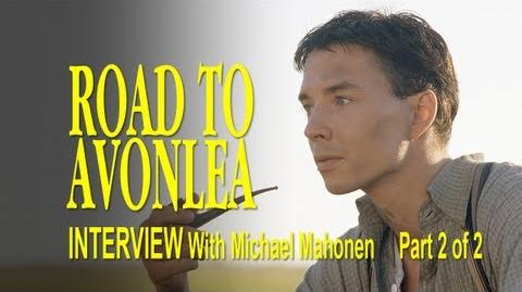 Road to Avonlea Interview - Michael Mahonen as Gus Pike (Part 2)