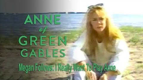 Anne of Green Gables (1985) Interview - Megan Follows on Wanting to Play Anne