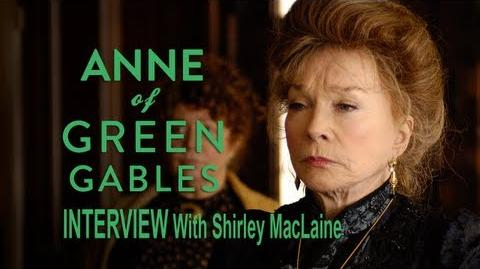 A New Beginning Interview - Shirley MacLaine as Amelia Thomas