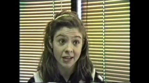 Anne of Green Gables (1985) Audition - Megan Follows as Anne Shirley