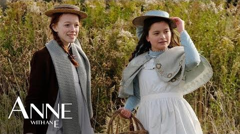 Anne with an E BTS - The Costumes of Anne (Season 2)