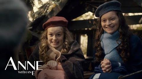 Anne with an E BTS - The Storybook Club (Season 2)