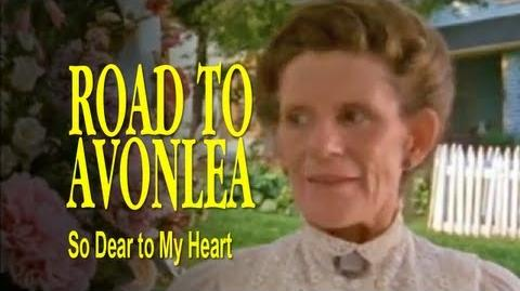 Road to Avonlea (So Dear to My Heart) - Hetty's Speech