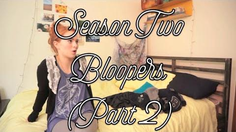 Green Gables Fables Bloopers - Season 2 (part 2)