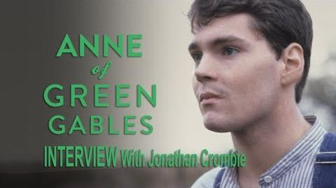 The Continuing Story Interview - Jonathan Crombie as Gilbert Blythe