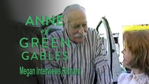 Anne of Green Gables (1985) Interview - Megan Interviews Richard