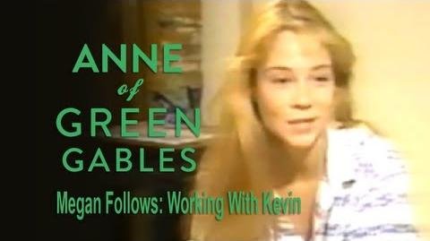 Anne of Green Gables (1985) Interview - Megan Follows on Working with Kevin