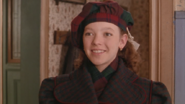 """Felicity smiling """"The Dinner"""""""