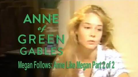 Anne of Green Gables (1985) Interview - Megan Follows on Anne (part 2)