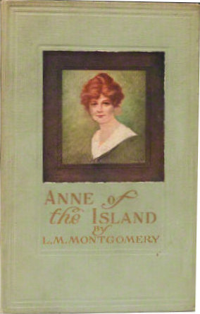 anne of the island anne of green gables