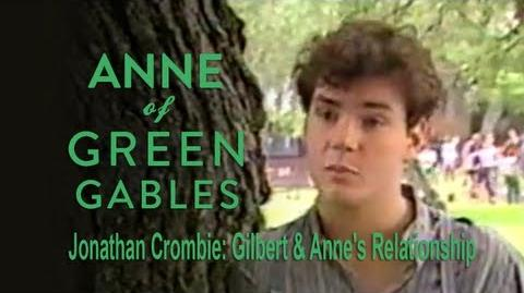 Anne of Green Gables (1985) Interview - Jonathan Crombie on Gilbert & Anne's Relationship