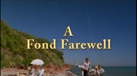 Road to Avonlea BTS - A Fond Farewell