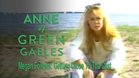 Anne of Green Gables (1985) Interview - Megan Follows on Getting Close to the Crew