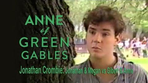 Anne of Green Gables (1985) Interview - Jonathan Crombie on Jonathan & Megan vs Gilbert & Anne